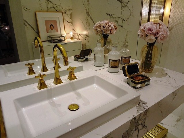 nowoczesne akcesoria do łazienki
